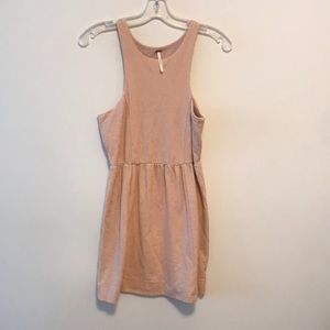 Free people sz small pink